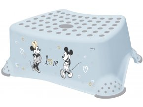 Keeeper stupienok k umývadlu a Wc Mickey&Minnie
