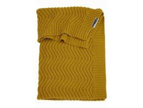 deka meyco waves 75 x 100 cm ochre