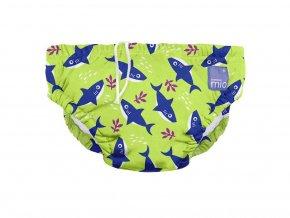 16739 dojcenske plavky bambino mio neon shark