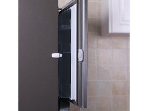 Zopa Zámok chladničky, white/grey