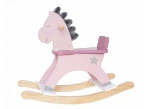 h13220 rocking horse pink