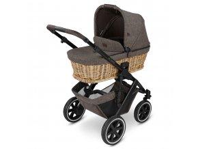 kinderwagen stroller salsa 4 air braid 01 babywanne 01