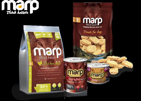 Marp - výživa bez kompromisů