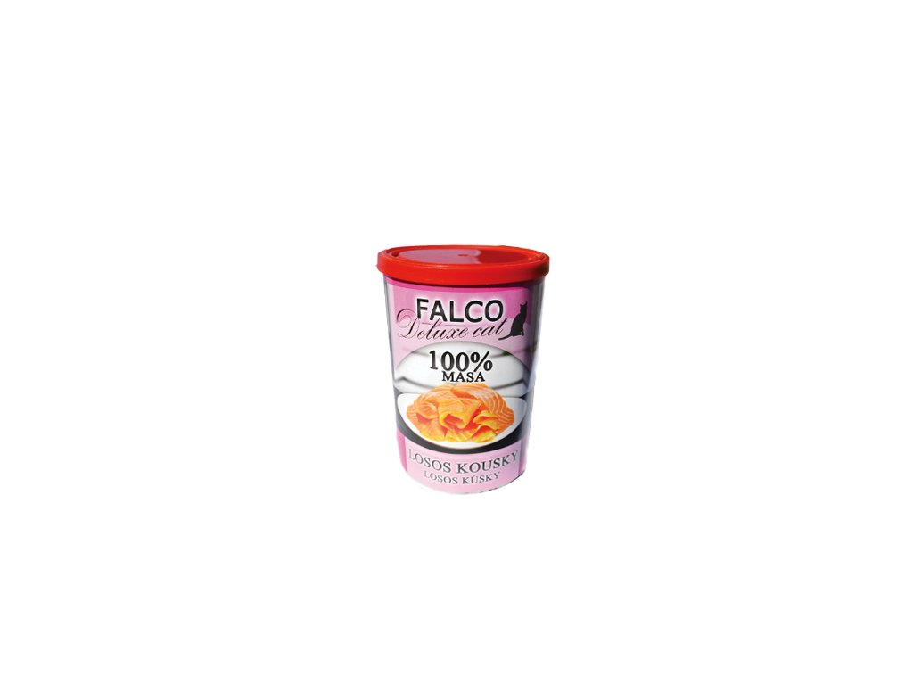 FALCO Cat Deluxe LOSOS KOUSKY 400g