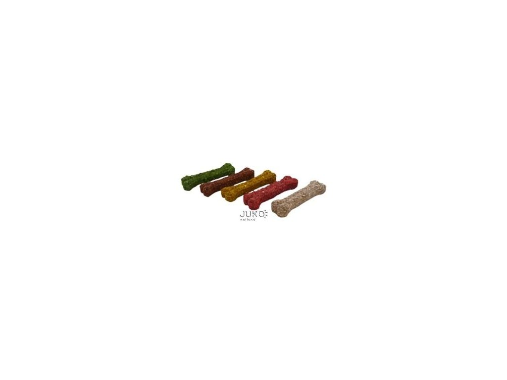Smarty snack kost barevná 19cm - 1 ks