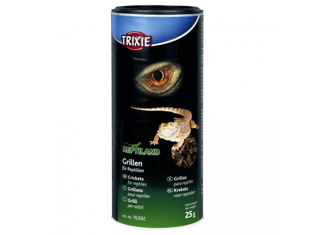 Trixie Sušený cvrček 25 g/250 ml