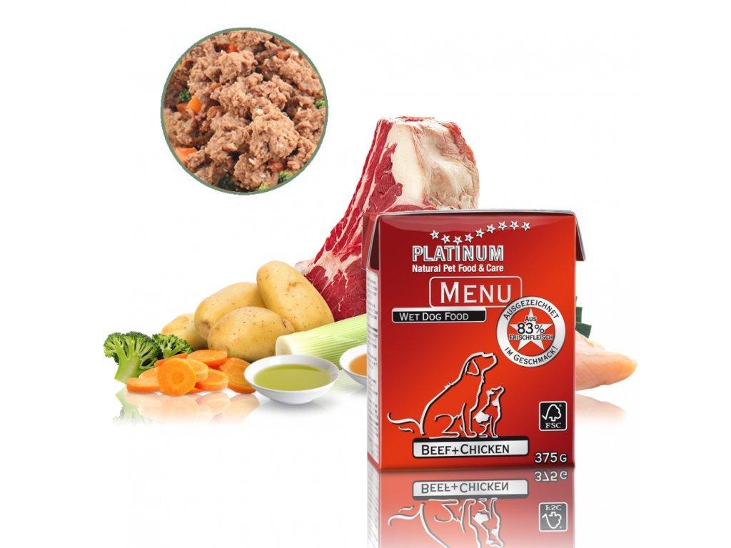 platinum beef