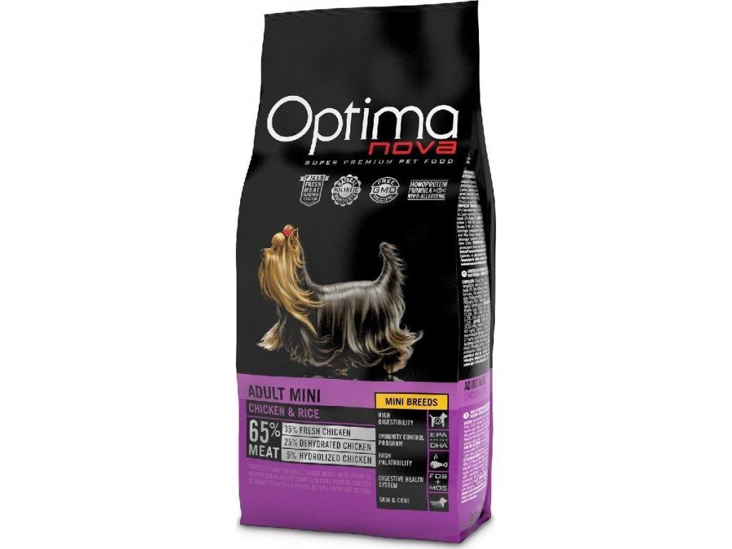 OPTIMAnova Dog Adult Mini 12kg
