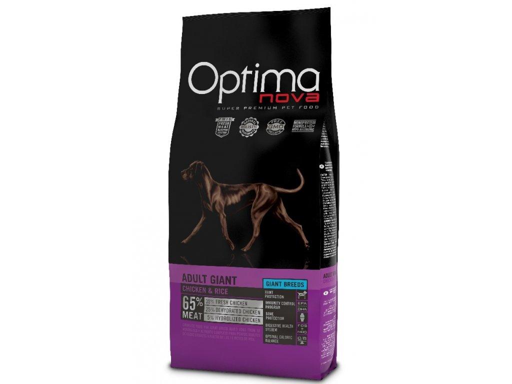 OPTIMAnova Dog Adult Giant 12kg
