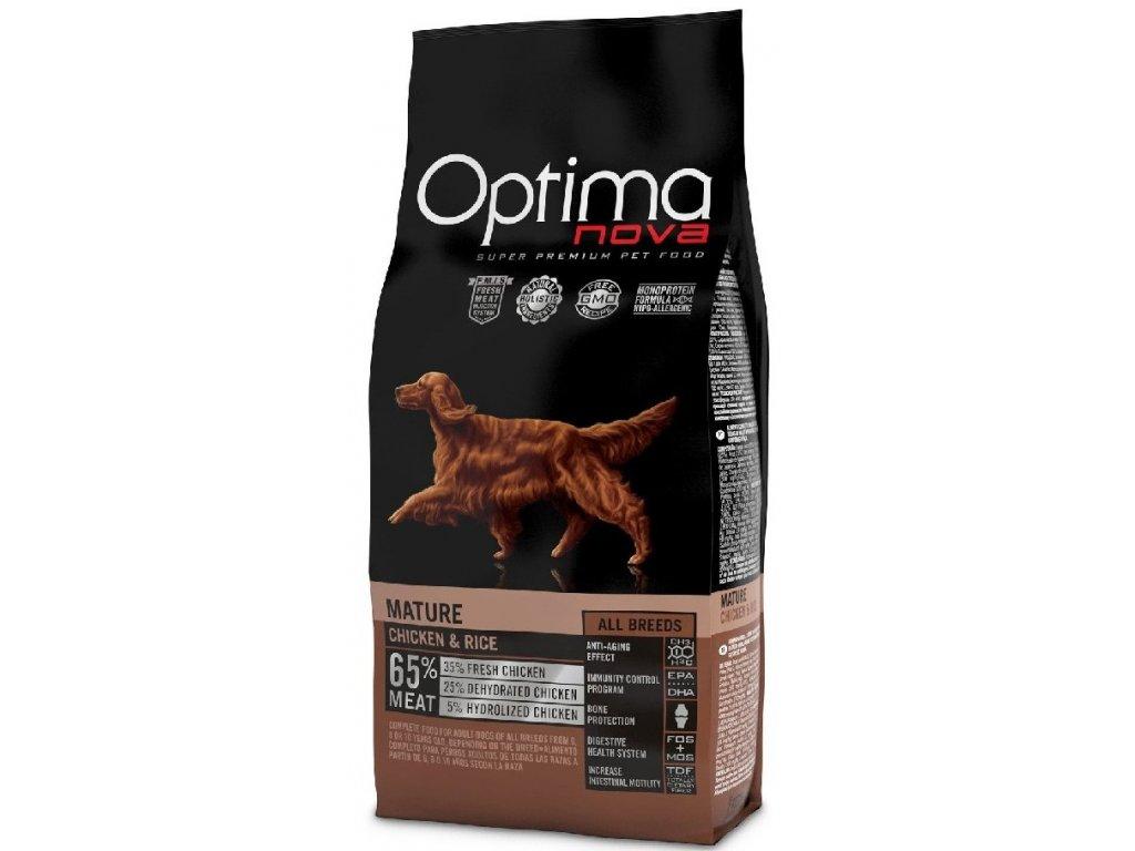 OPTIMAnova Dog MATURE 12kg