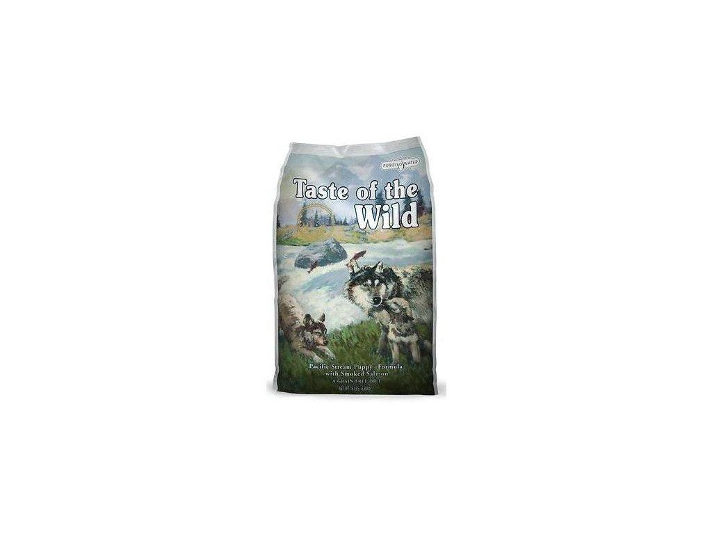 Taste of the Wild Puppy Pacific Stream 2x12,2kg  Chovatelská balení 2 x 12,2kg