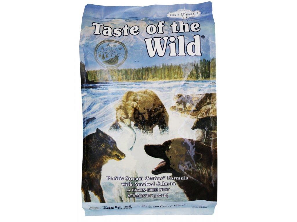 Taste of the Wild Pacific Stream 2x12,2kg  Chovatelská balení 2 x 12,2kg