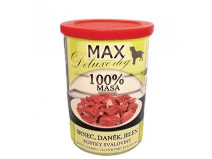 Max Deluxe srnec, daněk, jelen 400g