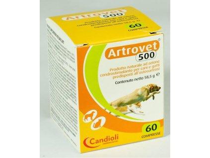 Artrovet 500 tbl 60
