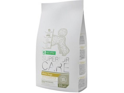 Nature's Protection Dog Dry Superior Adult White 10 kg