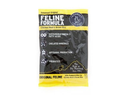 Annamaet Feline Chicken & Fish (kočka) 450 g (1lb)