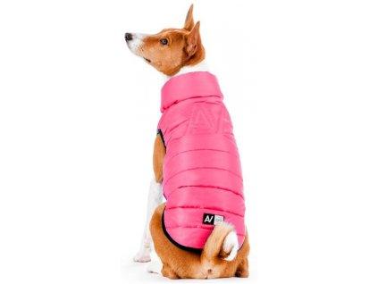 AIRY VEST ONE bunda růžová M50