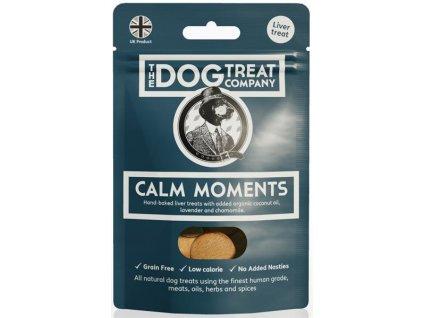 The Dog Treat Company játrové sušenky-klidné chvilky 50g