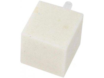 Vzduchovací kámen - hranol, bílý 2,5x2,5x2,5cm Duvo+