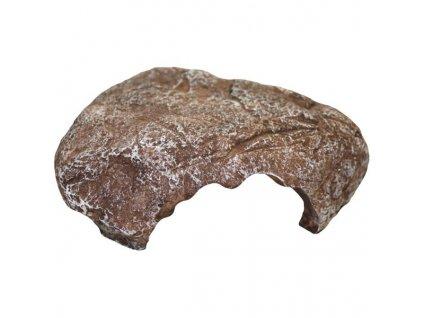 Dekorace umělá - jeskyně široký vchod S Komodo 18,5x16x7,5cm