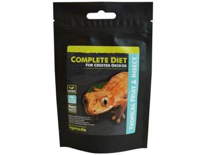 Komodo Complete Diet - gekon, rozpust.prášek, ovoce+hmyz 60g