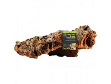 Dekorace přírodní - kůra korek Mini Komodo 18x12cm