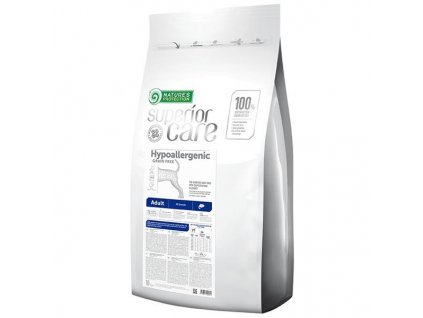 Nature's Protection Dog Dry Superior Care Hypoallergenic 10 kg