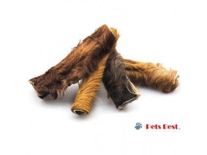 Pets Best hovězí skalp se srstí 250 g