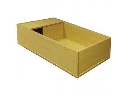 Terárium dřevo - stůl Eco Komodo pro suchozem. želvu 90x45x21cm