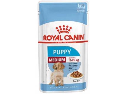 Royal Canin - Canine kaps. Medium Puppy 140 g
