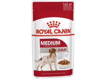 Royal Canin - Canine kaps. Medium Adult 140 g
