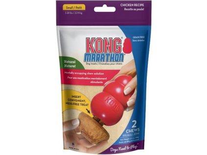 Pamlsek do hraček dřevo Chicken S Kong 2 ks