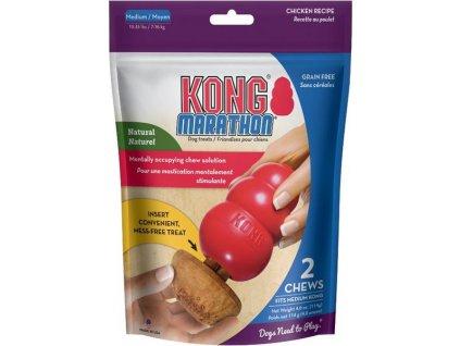 Pamlsek do hraček dřevo Chicken M Kong 2 ks