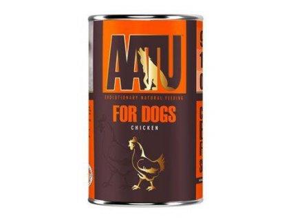 AATU Dog Chicken konz. 400g