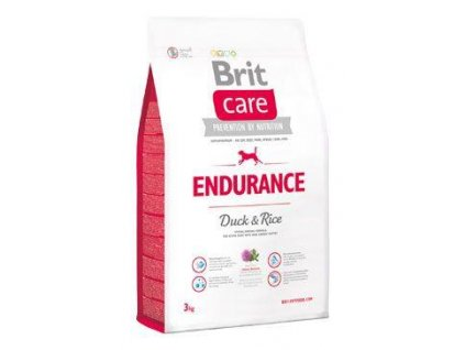 Brit Care Dog Endurance Duck a Rice 3kg