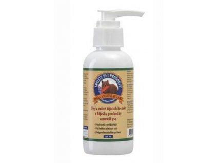 Lososový olej pes/kočka Grizzly Wild Salmon 125ml