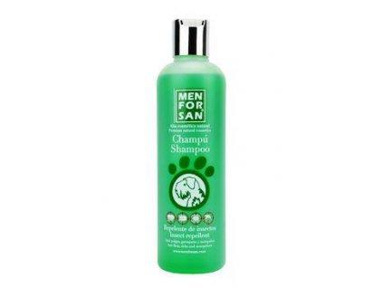 Menforsan Šampon antiparazitní pes 300ml