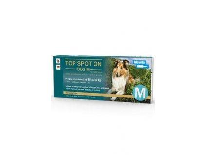 Top spot on Dog M 1x2ml (15- 30kg)