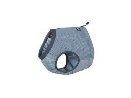 Vesta chladící Hurtta Cooling Vest modrá XXS  + Tender Loving Care pamlsek - jehně 100g