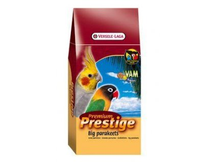 VL Prestige Big Parakeet pro papoušky 20kg