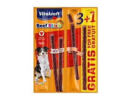 Vitakraft Dog pochoutka Beef Stick Beef 3ks