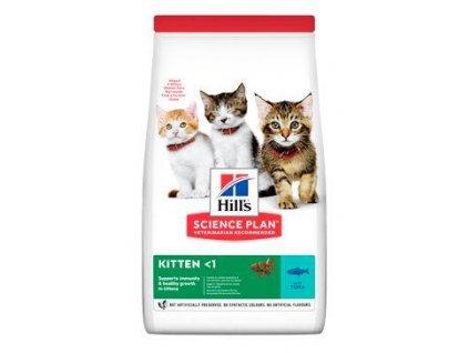 Hill's Fel. Dry SP Kitten Tuna 1,5kg