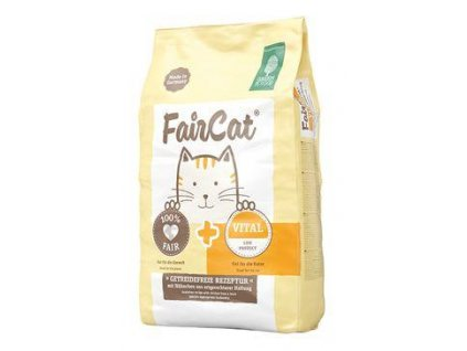 Green Petfood FairCat Vital 7,5kg