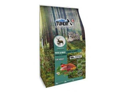 Tundra Cat Turkey & Venison 6,8kg