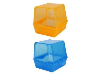 Koupelna plastová pro ptáky,exoty  SP