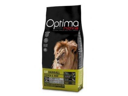 Optima Nova Cat Hairball 2kg