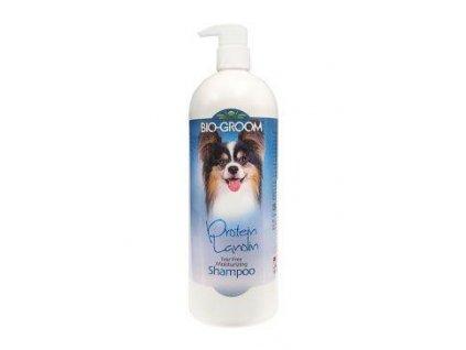 Šampon Bio-Groom Protein Lanolin pěstící 946ml