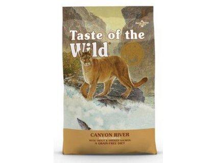 Taste of the Wild kočka Canyon River Feline 6,6kg