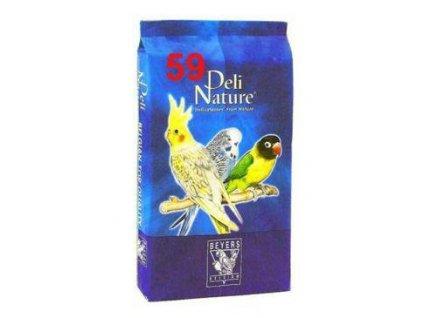 Krmivo pro Papoušky DELI NATURE Beduco 59  15kg