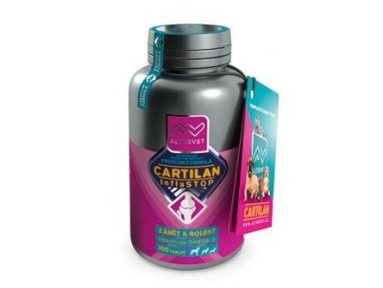 CARTILAN InflaSTOP 100tbl Altervet